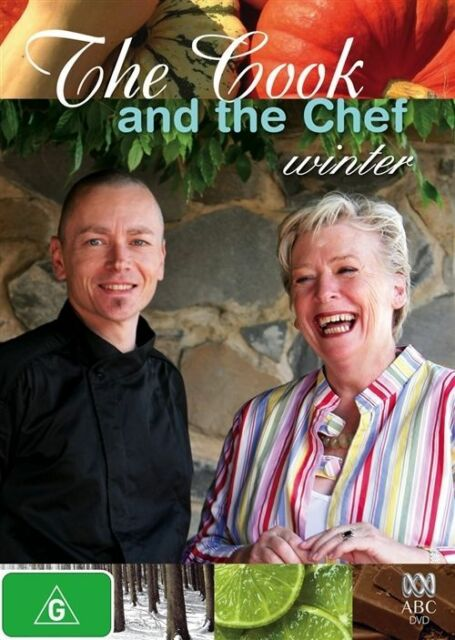 The Cook and The Chef - Winter (DVD, 2007, 2-Disc Set) LIKE NEW R4 DVD
