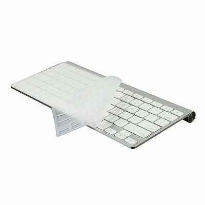 CLEAR Silicone  Skin for APPLE Wireless Keyboard (Not for New Magic Keyboard)