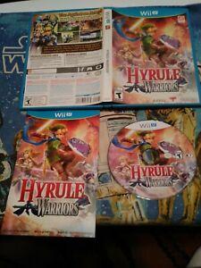 Hyrule-Warriors-Nintendo-Wii-U-2014-Complete-CIB-ZELDA-MEETS-DYNASTY-WARRIORS
