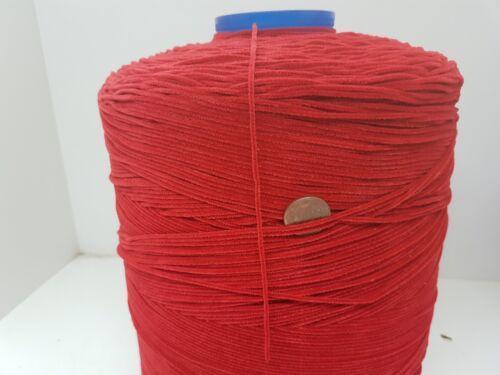 TREVIRA CS Kone PES rot 1,2kg Nm 3,6|TR06 Wolle Garn Stricken/& Handstricken