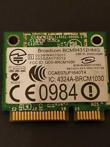 BROADCOM 94312HMG DRIVERS WINDOWS XP