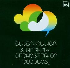 ELLEN & APPARAT ALLIEN - ORCHESTRA OF BUBBLES  CD NEW