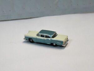 Details about Classic Metal Works 1959 Ford Fairlane Sapphire Metallic Sedan