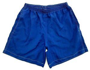 Vintage Pepsi Nylon Shorts Blue Size M Mens