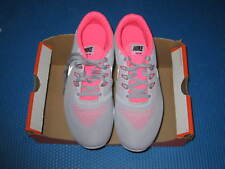 Nike Free RN GS WOLF GREY SILVER PINK 833993-001 5.5Y KID/'S RUNNING SHOES GIRL/'S