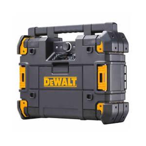 DEWALT-DWST17510-TSTAK-Portable-Bluetooth-Radio-Charger