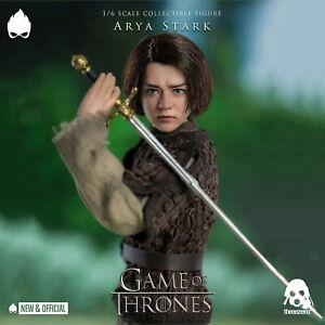 Threezero - Arya Stark, partie de Thrones au 1/6 A / chiffre en Stock • nouveau et officiel • 4897056201125