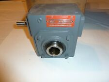 Browning Worm Gear Reducer Model 237uh20 Nos 20 To 1 Ratio