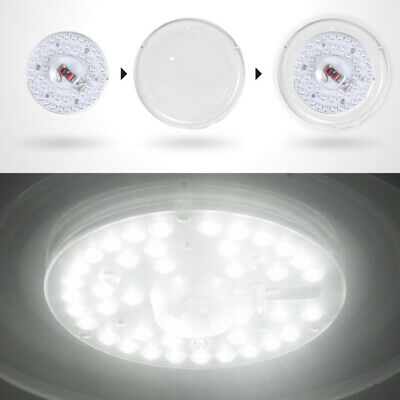 Round board led module 40W White Replace ceiling lamp light retrofit US shipping