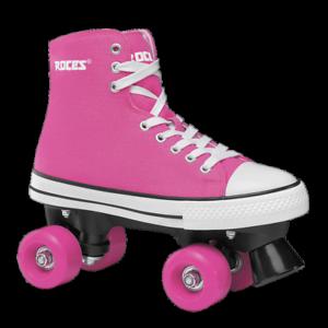 Roces Chuck Classic Rollschuhe Pink