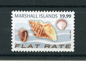 Marshall Islands 2014 MNH Dogwinkle Shell High Val Def 1v Set Seashells Stamps
