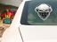 Skull-Bandanna-Kerchief-Scary-Fear-Vinyl-Sticker-Decal-Window-Car-Van-Bike-2100 miniature 5