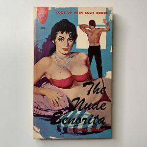 NAKED GREED vintage sleaze GGA Cover paperback Pulp
