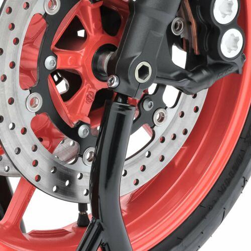 F yamaha fz6//Fazer//s2//DTS 660 roue avant Moto Montage-Support CS avant Zub