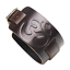 Punk-Men-Women-Wide-Genuine-Leather-Belt-Bracelet-Cuff-Wristband-Bangle-Jewelry Indexbild 4