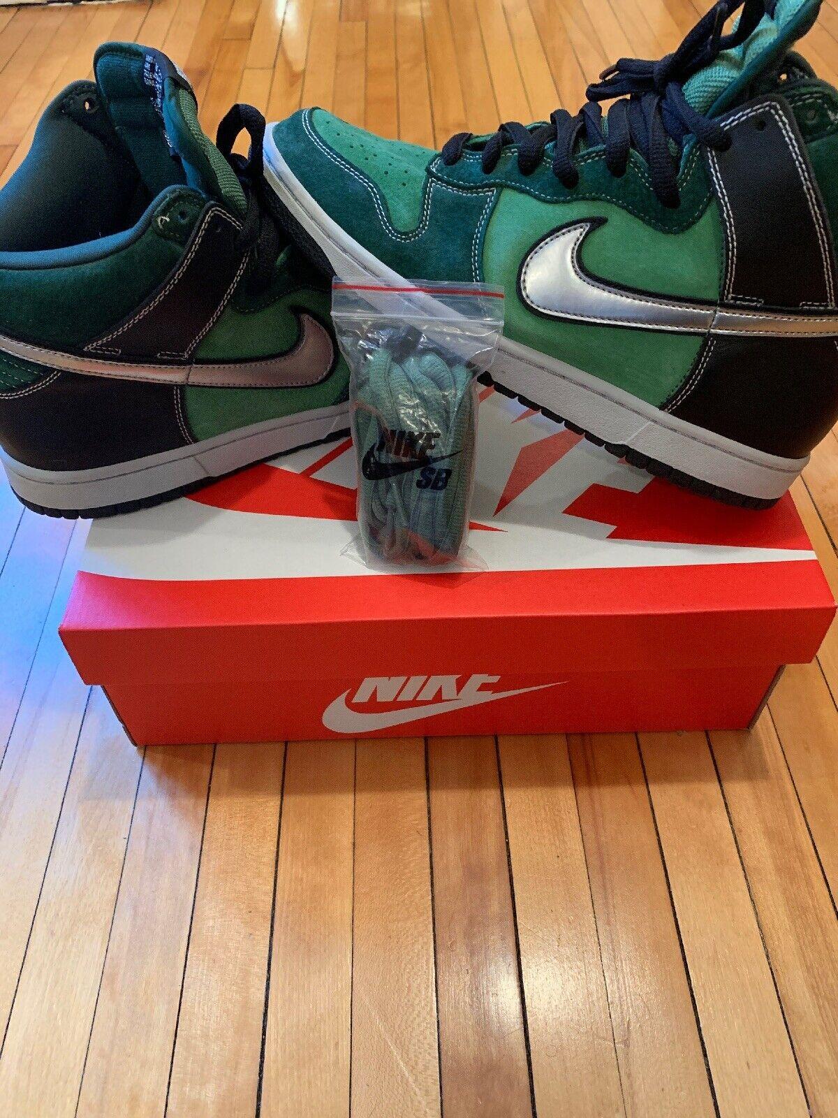 huge selection of 6c2eb f1d0c Nike Dunk Pro High SB Dunk Brut, Size 10, EUC, EUC, EUC