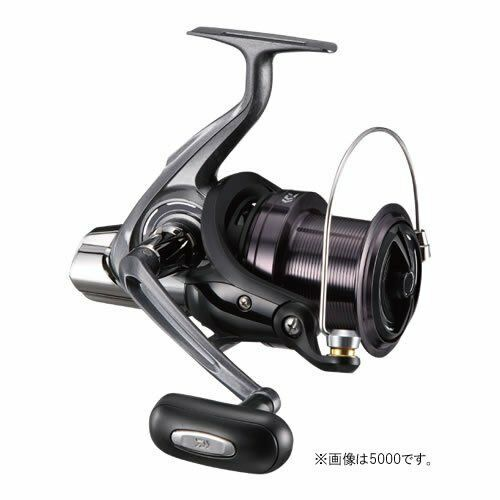 Daiwa 17 Crosscast 6000 Spinning Reel 4960652075978 Japan new .