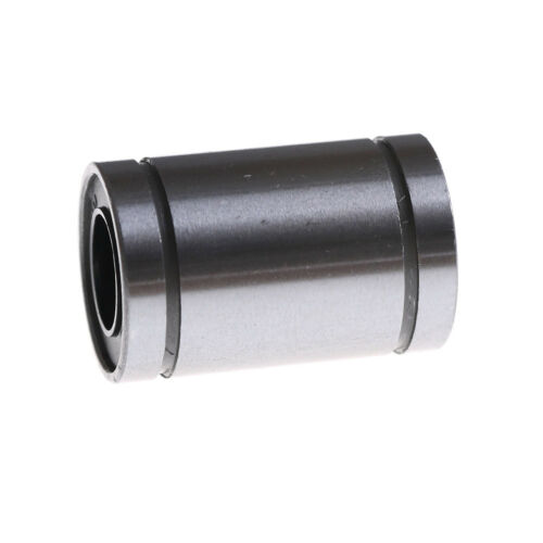 2x LM10UU 10mm Linear Motion Ball Bearing Bush Bushing 10x19x29mm CNC Parts LEXI