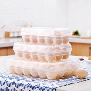 Am-Refrigerator-Plastic-Egg-Storage-Box-Holder-Fresh-keeping-Container-Splendi