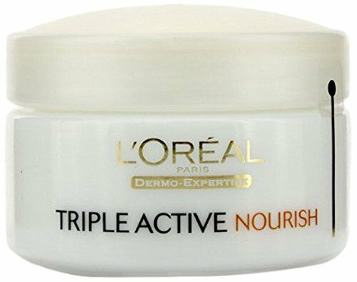 LOreal Paris Triple Active Nourish Intense Hydrating Moisturiser 50ml