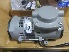 Thomas Vacuum Pump 1620 Series Pt 107ccd18 220vac