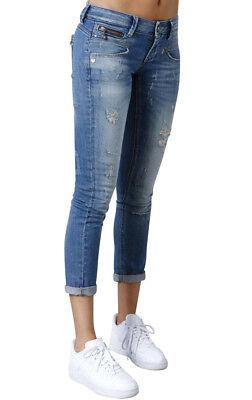Porter Alexa eclipse Slim Stretch Denim Jeans L32 /& L34 W25 W31 NEU Freeman T