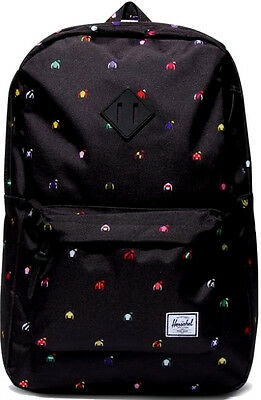 Zaino Uomo Donna Herschel Backpack Men Woman heritage Mid Volume Out Of Catalogu