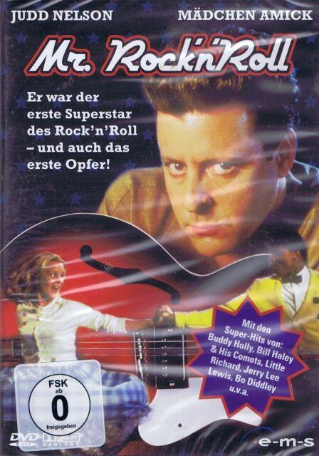 DVD - Mr. Rock'N'Roll - Judd Nelson & Mädchen Amick
