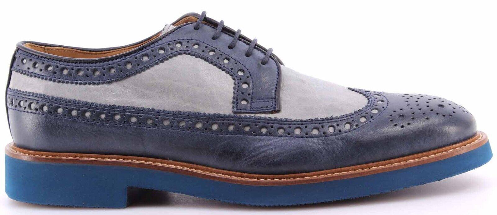 Herren Schuhe Business Blau LA MARTINA L3025206 Opus Blau Business Opus Perla Made  Neu f1dcc8