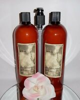 Wen Cleansing Conditioner Shampoo Sweet Almond Mint 2 X 32 Oz Huge Chaz Dean
