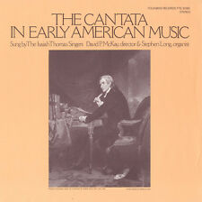 Cantata In Early American Music - Isaiah Singers Thomas (2009, CD NIEUW) CD-R