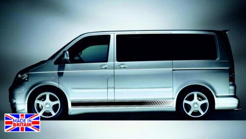 Plain Stripes to fit VW Transporter T4 T5 T6  HI OEM QUALITY Fits all models