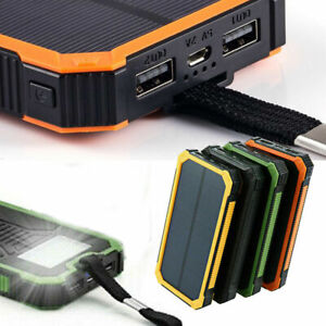 Details about Portable DIY Power Bank Case Parts 2 USB LED Battery Charger  for Cell Phone