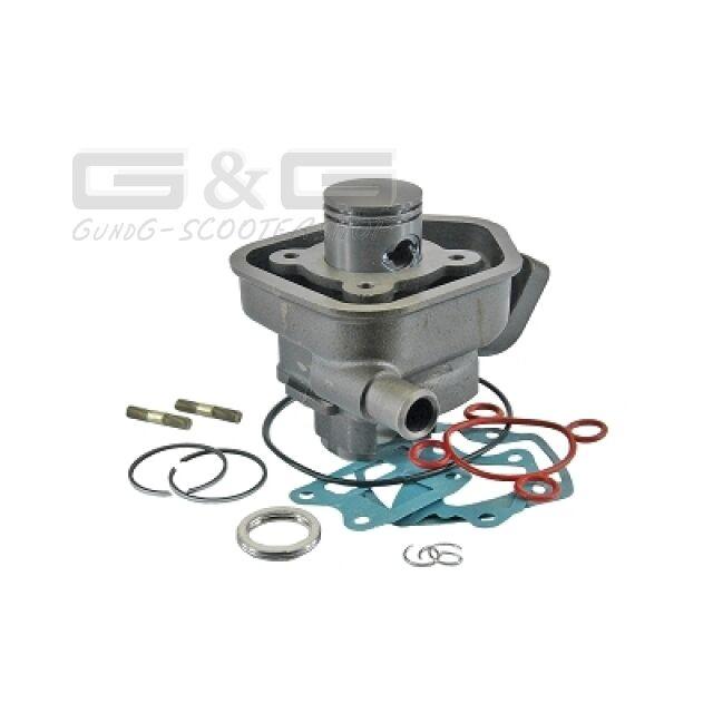 Cilindro Cilindro Tnt 50ccm para Peugeot Speedfight 1 2 LC Enfriador Agua H2O