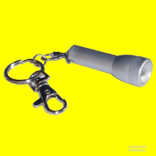 Mini Taschenlampe mit Gravur Schlüsselanhänger Taschenlampen