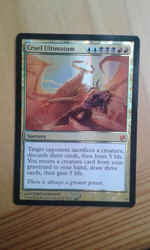 Mtg From The Vault Foil Choose your card