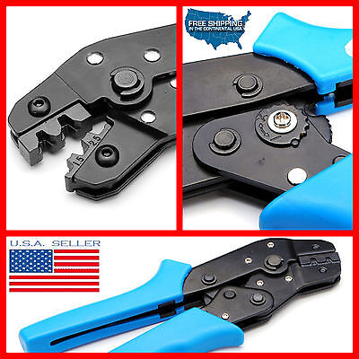 Molex Crimping pliers Cable clamp pressed terminal pins diameter 28 AWG-18 AWG