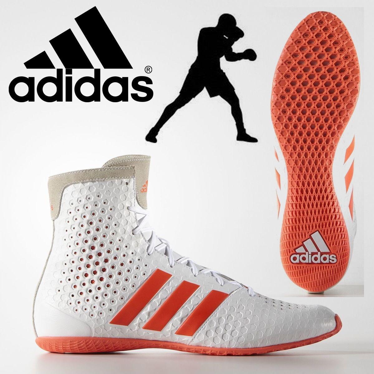 adidas KO Legend 16.1 homme Pro Boxing Bottes Retro Sports Gym Trainers  150