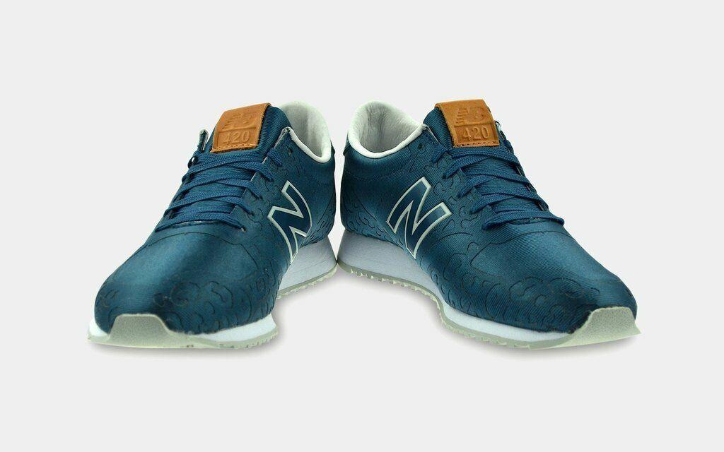 New Balance Lifestyle Moda de Vie Wl420dfn  Zapatillas Deportivas blue