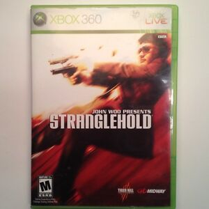 John-Woo-Presents-Stranglehold-Xbox-360-2007-Box-Disk-Manual-VG