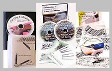 Ornamental Gunstock Carving with Bill Janney (3 DVD Carving Set!) / wood carving