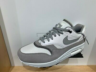Nike Air Max 1 Inside Out White Wolf Grey Black MEN Size 8 13 NEW DS AH8145 113 | eBay