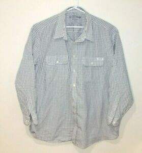 RM-Williams-Stockyard-Dress-Shirt-Men-039-s-Size-3XB