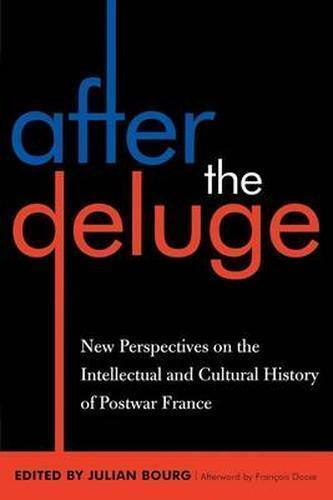 After the Deluge: New Perspectives on the Intellectual and Cultural History of