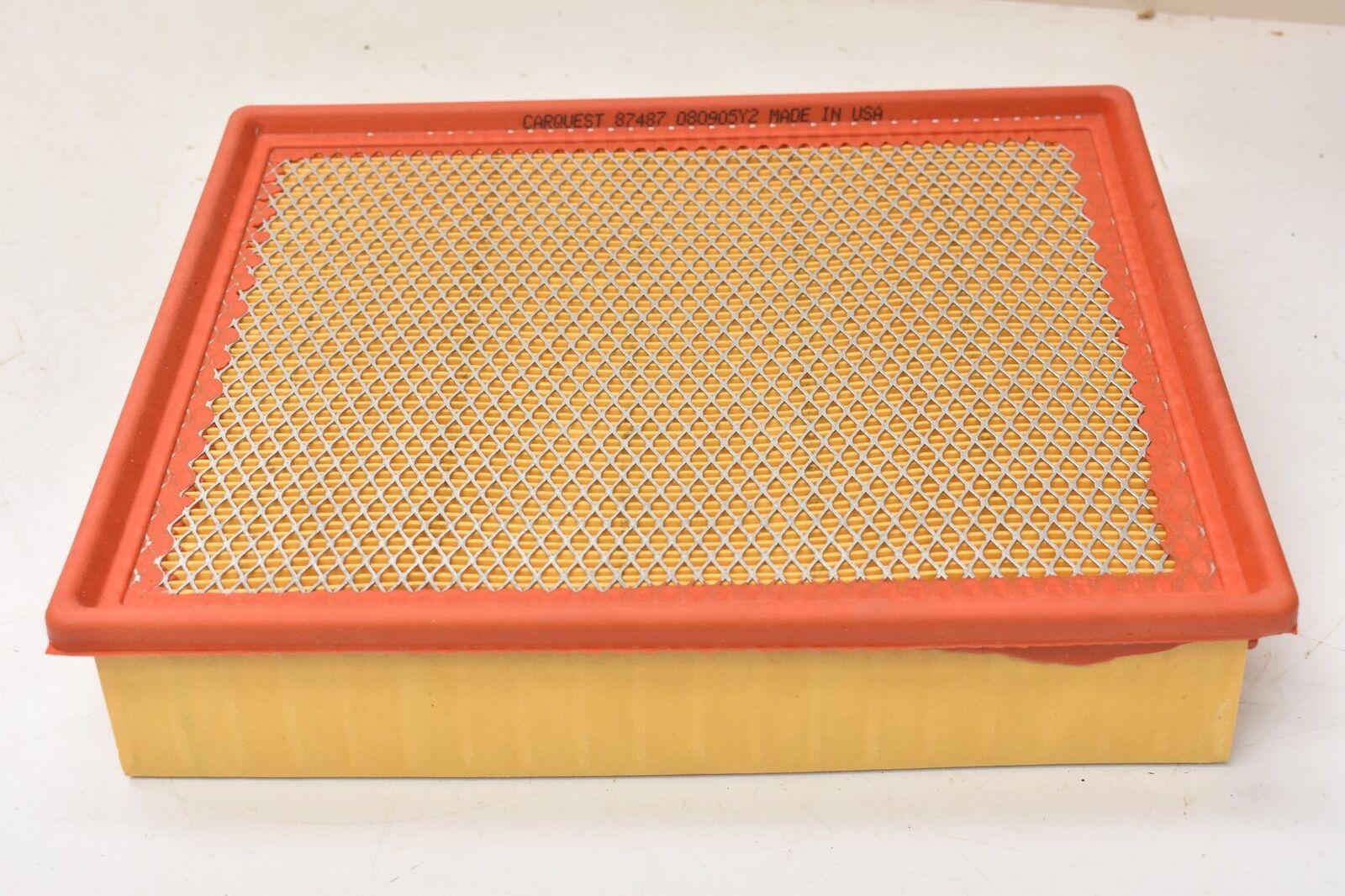 Carquest 87487 Premium Air Filter For Sale Online Ebay