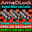 VW-Crafter-High-Security-ArmaDLock-Van-Side-Rear-Door-Hasp-Dead-Locks-Mul-T-Lock thumbnail 1