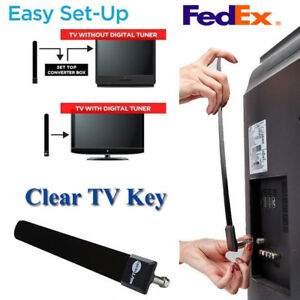 Home-Indoor-As-Seen-On-TV-1080P-HDTV-FREE-TV-Digital-Clear-TV-Key-Antenna-Cable