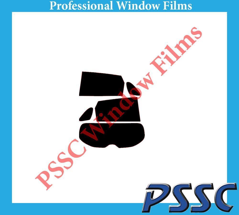 PSSC Pre Cut Rear Car Window 50% Tint Films for Kia Niro 2017