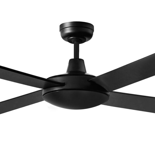 MARTEC LIFESTYLE 1300MM CEILING FAN MATT BLACK DLS134M