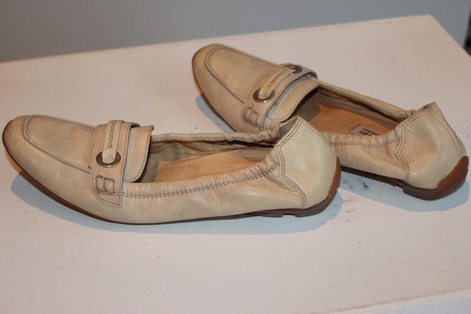 PAUL GREEN Echtleder Traum Beige Echtleder GREEN Ballerinas, Gr. 37/UK4,5 62b626